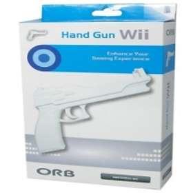 ORB Accessories Hand Gun (Wii)