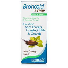 HealthAid Broncold Flytende 200ml