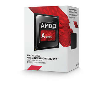AMD A-Series A10-7800 3,5GHz Socket FM2+ Box