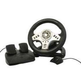 Gembird Wireless 2.4GHz Steering Wheel (PC)
