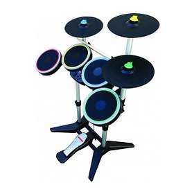 Mad Catz Rock Band 3 Wireless Pro-Drum and Pro-Cymbals Kit (Wii)