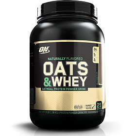 Optimum Nutrition Natural 100% Oats & Whey 1.3kg