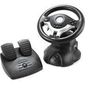 Gembird Raceforce USB Steering Wheel (PC)