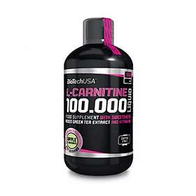BioTech USA Liquid BCAA 1000ml