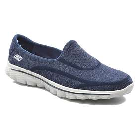 8b6c0ad95edb1 Find the best price on Skechers GOwalk 2 - Super Sock (Women's ...