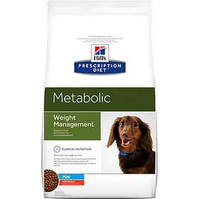 Hills Canine Prescription Diet Metabolic Weight Menagement  Mini 6kg
