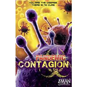 Z-Man Games Pandemic: Contagion