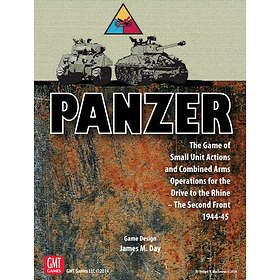 GMT Games Panzer Game: Drive to the Rhine - The 2nd Front (exp.)