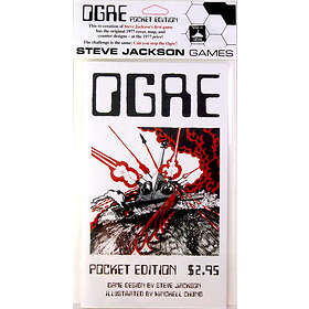 Steve Jackson Games Ogre (pocket)