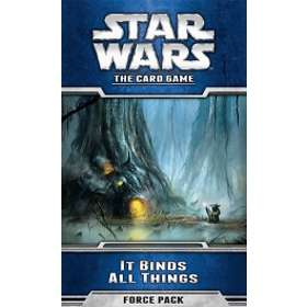 Fantasy Flight Games Star Wars: Card Game - It Binds All Things