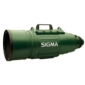 Sigma 200-500/2,8 EX APO HSM DG for Canon