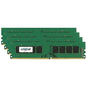 Crucial DDR4 2133MHz 4x8GB (CT4K8G4DFD8213)
