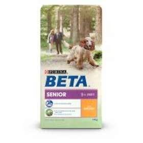 Purina Beta Senior 9+ Chicken 14kg