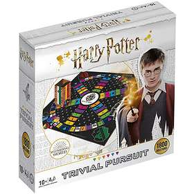 USAopoly Trivial Pursuit: Harry Potter