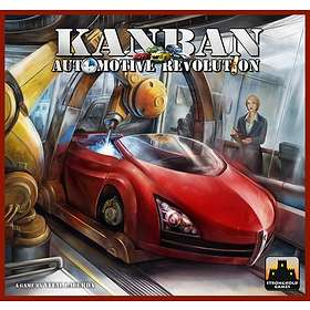 Stronghold Games Kanban: Automotive Revolution