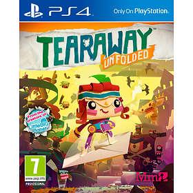 Tearaway: Unfolded