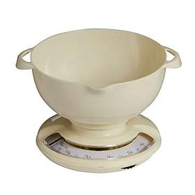 Premier Housewares Mechanical Round Kitchen Scale 5kg