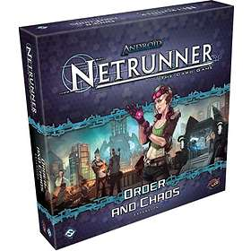 Fantasy Flight Games Android: Netrunner - Order And Chaos (exp.)