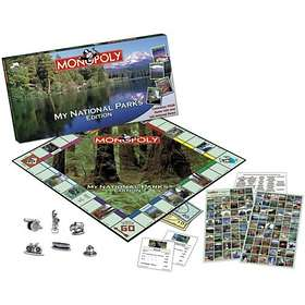 USAopoly Monopoly: My National Parks