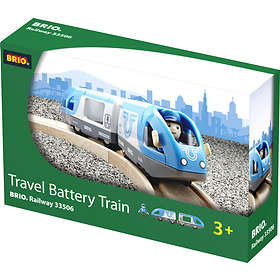 BRIO Passagerartåg Batteridrivet 33506