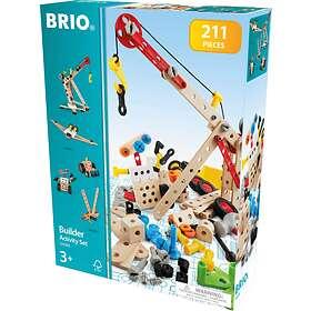 BRIO Builder Aktivitetssats 34588