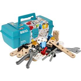 BRIO Builder Byggsats För Nybörjare 34586