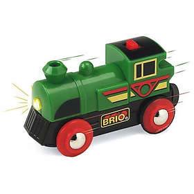 BRIO Batteridrivet Lok 33595