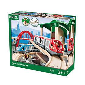 BRIO World Stora Persontågsetet 33512