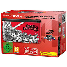 Nintendo 3DS XL (inkl. Super Smash Bros.) - Limited Edition
