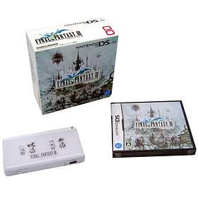 Nintendo DS Lite (+ Final Fantasy III) - Limited Edition