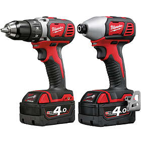Milwaukee M18 BPP2D-402C (2x4,0Ah)