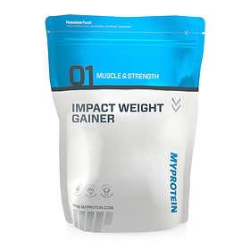 Myprotein Impact Weight Gainer 5kg