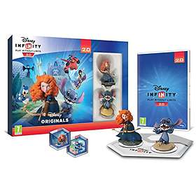 Disney Infinity 2.0: Disney Originals - Starter Pack