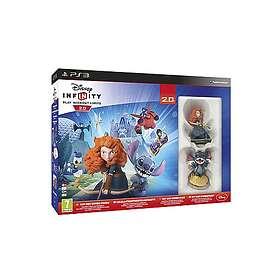 Disney Infinity 2.0: Disney Originals - Starter Pack Nordic Edition (PS3)