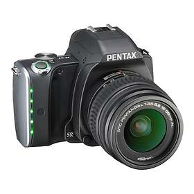 Ricoh-Pentax K-S1 + 18-55/3.5-5.6