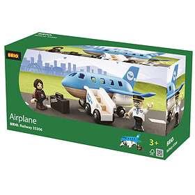 BRIO Flygplan 33306