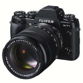 Fujifilm X-T1 + 18-135/3,5-5,6