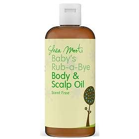 Shea Mooti Baby's Rub-A-Bye Body & Scalp Oil 50ml