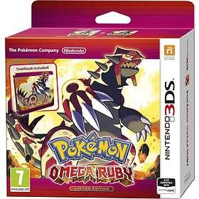 Pokémon Omega Ruby - Limited Steelbook Edition