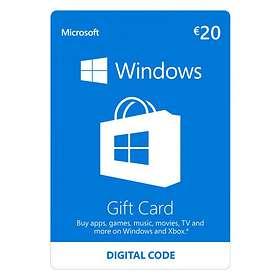 Microsoft Xbox Gift Card - 20 EUR