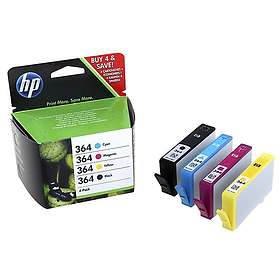 HP 364 (Black/Cyan/Magenta/Yellow)