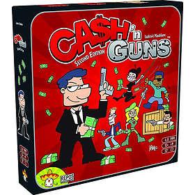 Asmodée Cash'n Guns (2nd Edition)