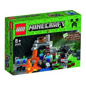 LEGO Minecraft 21113 Grottan