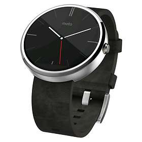 Moto 360 Leather
