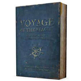 Robinson Crusoé : Aventures sur l'ile maudite - Le Voyage du Beagle (exp.)