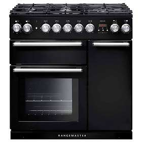 Rangemaster Nexus 90 Dual Fuel (Black)