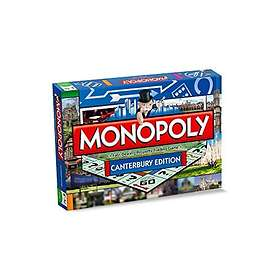 Hasbro Monopoly: Canterbury Edition