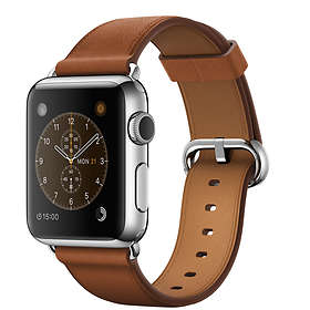 Bild på Apple Watch 38mm with Classic Buckle från Prisjakt.nu