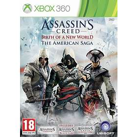 Assassin's Creed: Birth of a New World - The American Saga (Xbox 360)