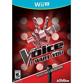 The Voice: I Want You (incl. Microphone)